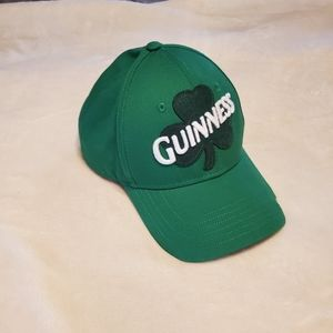Guinness baseball cap with bottle opener